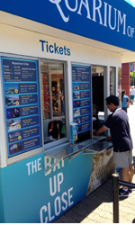 Ticket Booth Signs